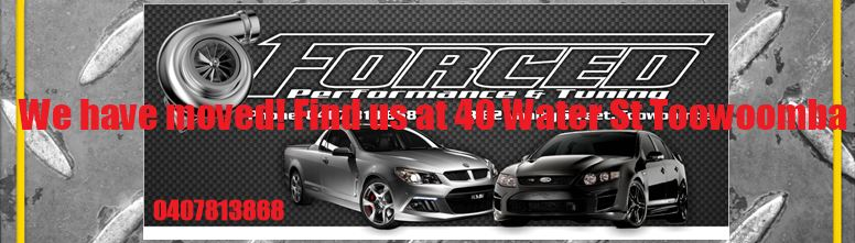 We have moved! Find us at 40 Water St Toowoomba - Ford FG upgrades